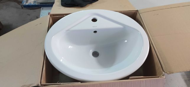 Umywalka meblowa wpuszczana