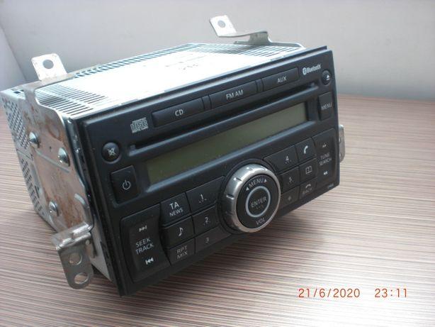 radio fabryczne cd Nissan Note typ PN 3001P