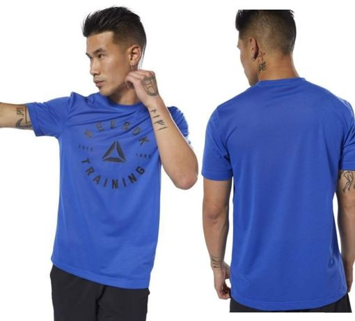Мужская оригинальная футболка Reebok