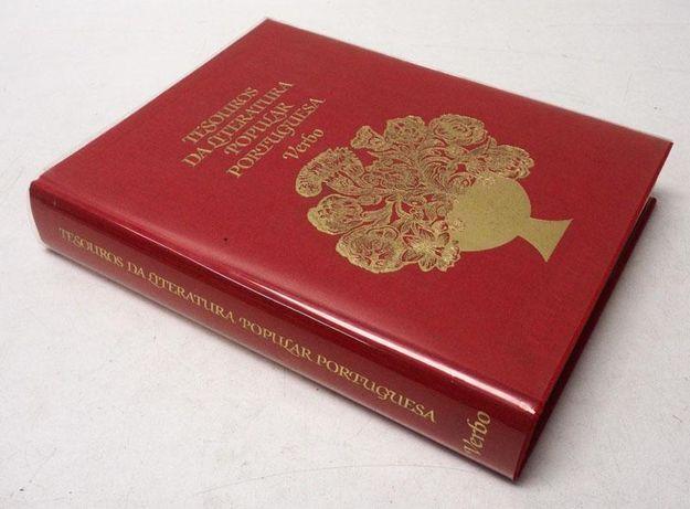 Tesouros da Literatura Popular Portuguesa - Antologia Verbo 1985