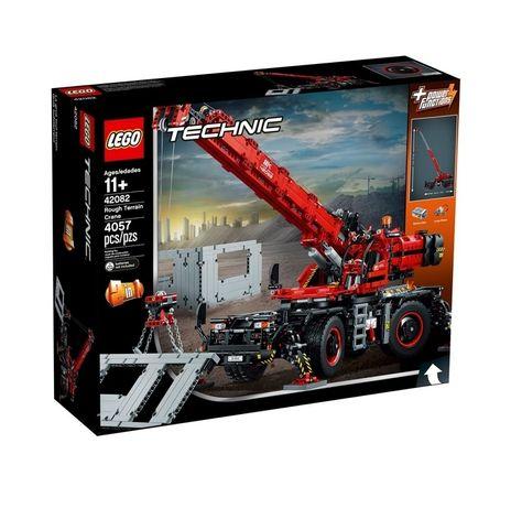 Конструктор LEGO Technic Подъёмный кран (42082)