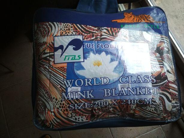 Одеяло 145*210 в сумке холофайбер