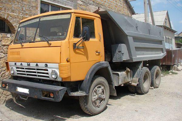 Грузоперевозки КАМАЗ. Вывоз строительного мусора. Услуги экскаватора