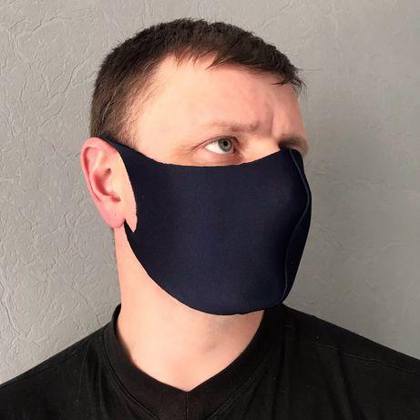 Продам ,многоразовую маску, из неопрена.