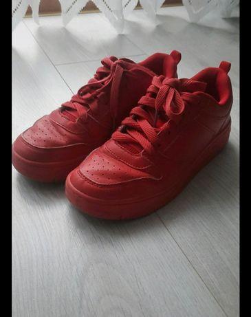 Buty Cropp czerwone 37