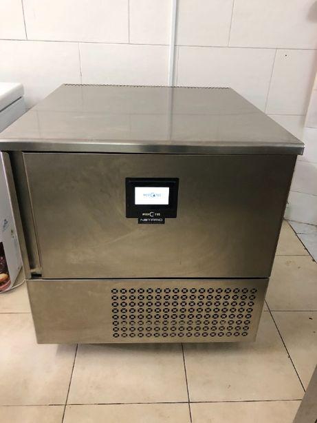 Abatedor de temperatura Mercatus 5 tabuleiros NOVO netfrio