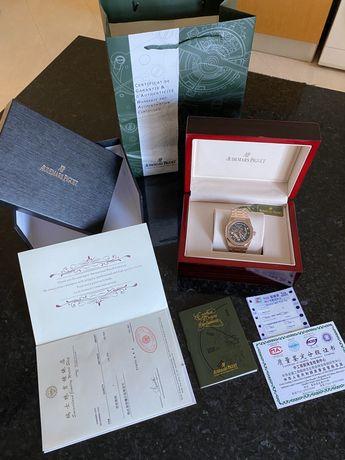 Relógio Automático Audemars  Piguet Royal Oak Gold