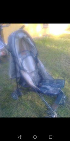 Wózek dziecięcy składany