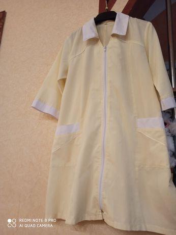 Халат костюм кардиган медична форма
