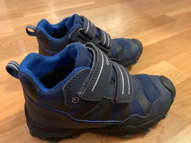Buty zimowe Geox Amphibiox, chłopięce, rozmiar 30, STAN IDEALNY!!