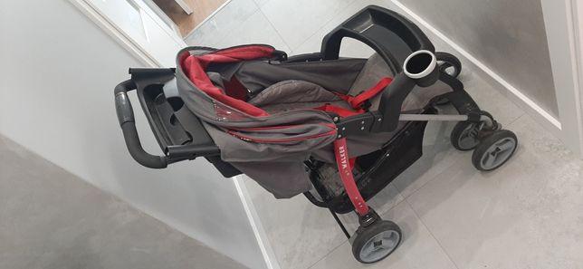Wózek spacerówka firmy Walker  babydesign