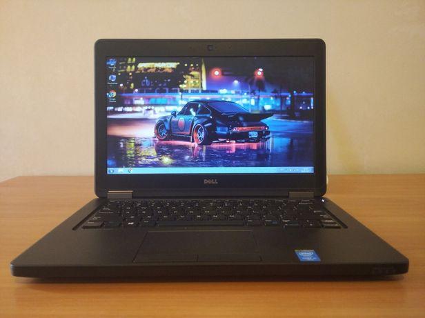 "Стильный ноутбук/нетбук Dell E5250 12.5""/i5(5300u)/8RAM/SSD120"