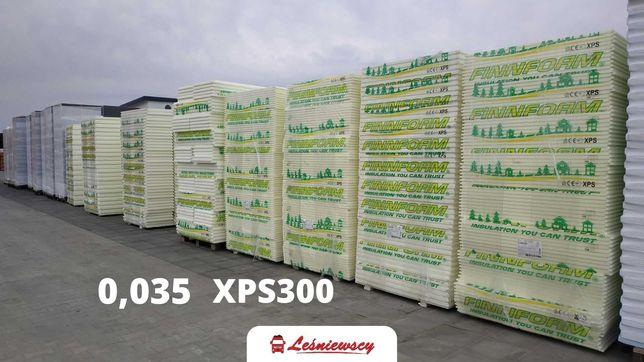 STYRODUR XPS-EPS 300 FREZ Fundament styropian ekstradurowany 2 do 15cm