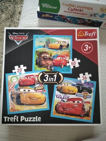Puzzle dla chlopca 3-4 lata