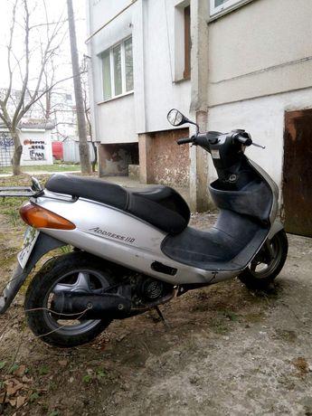 Скутер SUZUKI  adress 110