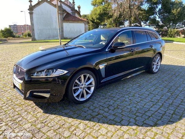 Jaguar XF Sportbrake 2.2 D Premium Luxury