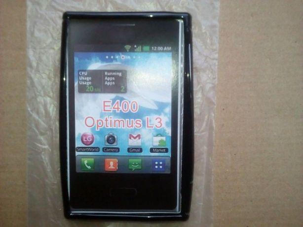 Чехол LG-E400 новый