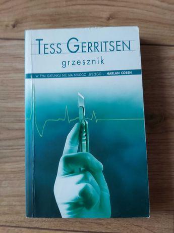 """Tess Gerritsen """"Grzesznik"""""""