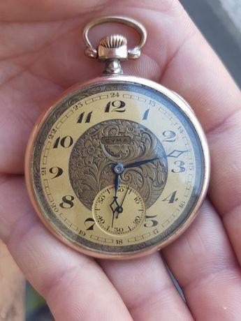 Relógio de bolso Cyma .