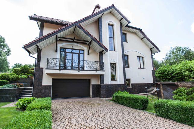 Иванковичи. Полностью готовый дом с мебелью 363м2. Рыбалка, лес, озеро