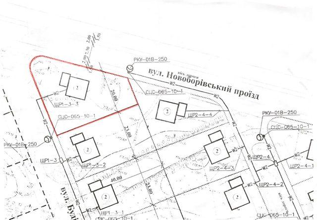 Продається земельна ділянка 0,094 га
