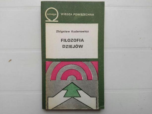 Zbigniew Kuderowicz - Filozofia dziejów