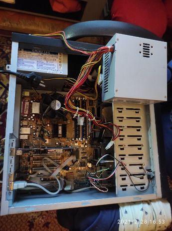 Раритет Pentium/AMD, сборка ПК