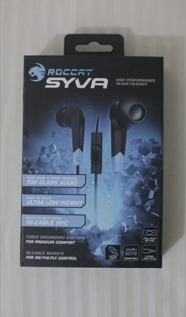 Słuchawki gamingowe Roccat Syva