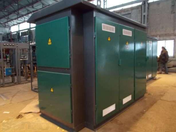 Виготовлення трансформаторних підстанцій КТП