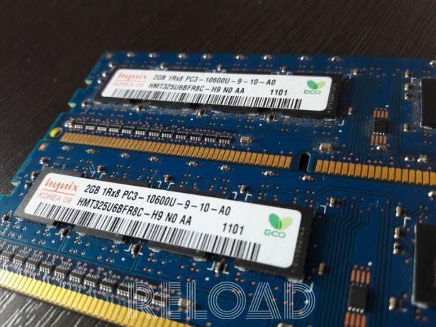 Оперативная память DDR3 2GB/4GB