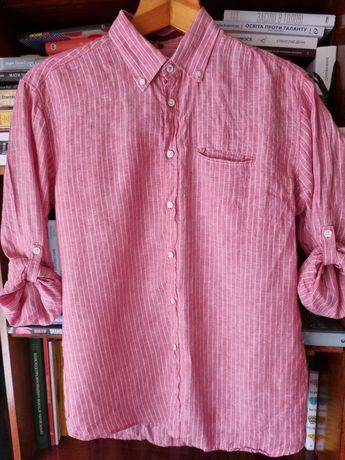 100% лляна сорочка від Globus