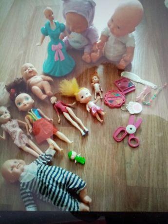 Продам или обменяю лот кукол