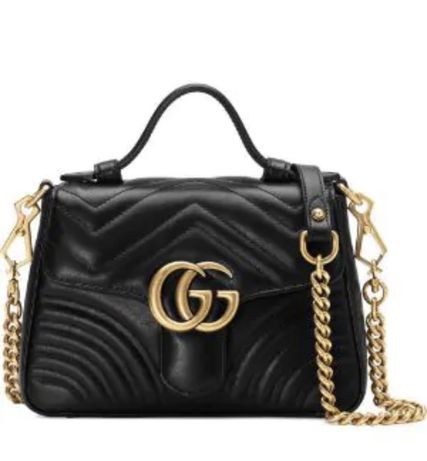Gucci Marmont Top Handle rachunek oryg