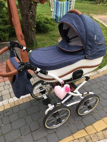 Wózek retro 3in1