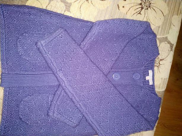 Кофта, светер в'язаний.