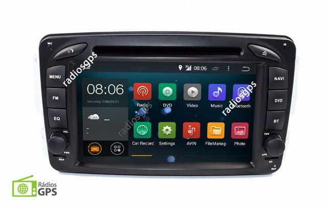 Rádio GPS BMW GPS E46 (Nova Versão), E90, E81, E90, Opel, Mercedes, VW