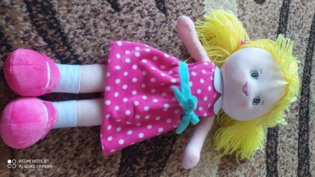 Мягкие игрушки кукла мягкая, котик