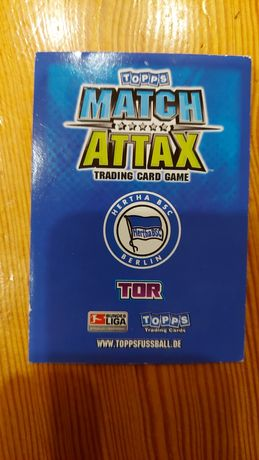 Topps Match Attax 2009/2010
