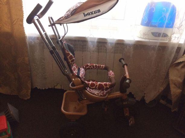 Велосипед Lexus trike safari