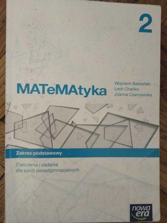 MATeMAtyka 2 ćwiczenia Nowa Era