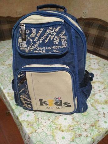 Школьный рюкзак 400руб