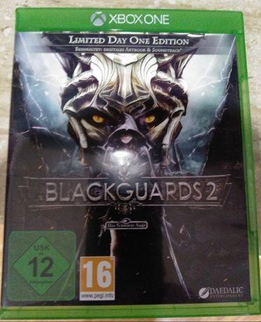 Blackguards 2 gra Xbox ONE