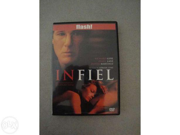 """Filme DVD """"Infiel"""", com Richard Gere"""