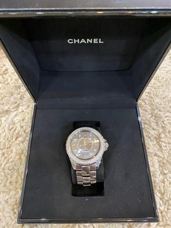 Наручные часы Chanel J12 Black
