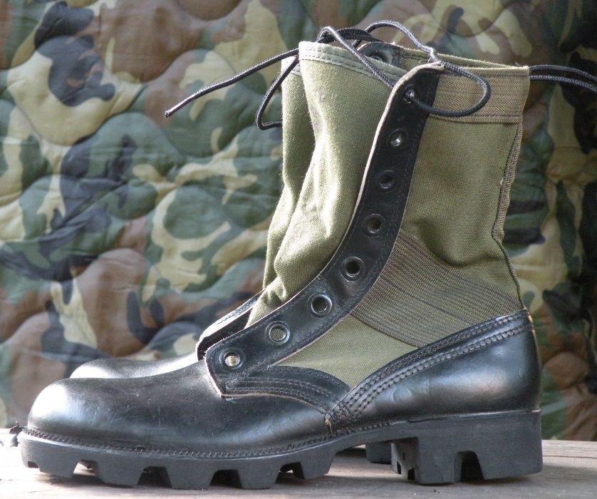 Buty us army jungle boots 5XN GENESCO 71r Wrocław - image 1