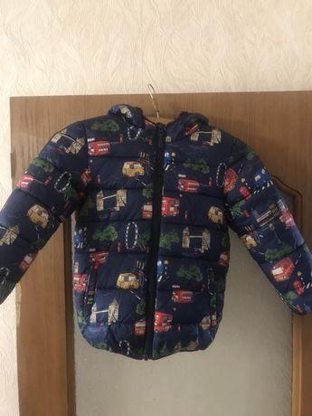 Куртка для мальчика HEXT
