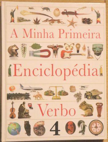 A Minha Primeira Enciclopédia Verbo - 4 e 5