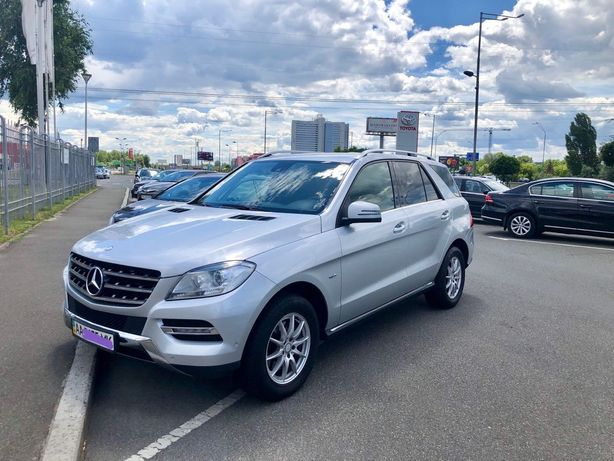 Mercedes ML 250 BlueTEC 4 MATIC