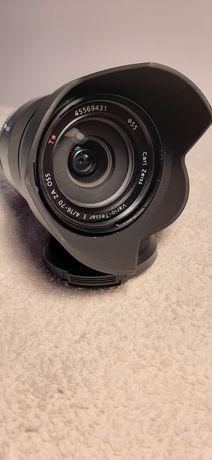 Obiektyw Sony alfa E16 - 70 mm F4