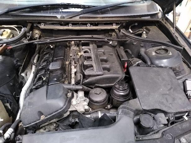 BMW e46 6cyl, M54,M52tu Wał napedowy manual